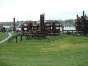 CES Gas Works Project
